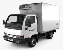 Nissan Cabstar E 箱式卡车 1998 3D模型