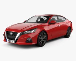 Nissan Altima Platinum 2018 3D model