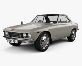 3D model of Nissan Silvia 1965