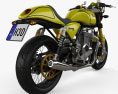 Norton 961 Commando 2009 3d model