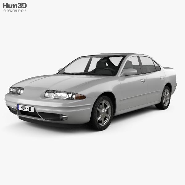 Oldsmobile Alero 1998 Modèle 3D