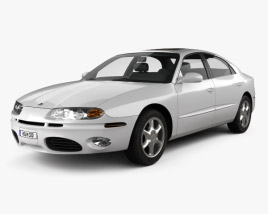 3D model of Oldsmobile Aurora 1999