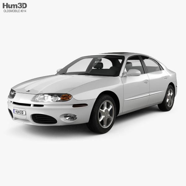 Oldsmobile Aurora 1999 Modèle 3D
