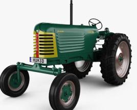 3D model of Oliver Super 88 1958