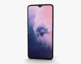 3D model of OnePlus 7 Mirror Gray
