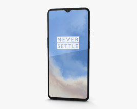 3D model of OnePlus 7T Glacier Blue
