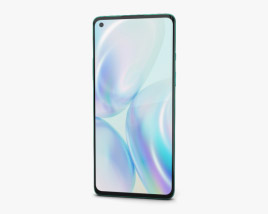 OnePlus 8 Glacial Green 3D model