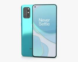 OnePlus 8T Aquamarine Green 3D model