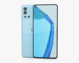 OnePlus 9R Lake Blue Modèle 3D
