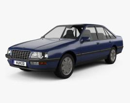 3D model of Opel Senator (B) 1987