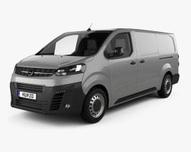 Opel Vivaro Panel Van L3 2019 3D model