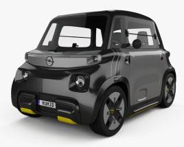 Opel Rocks-e 2022 Modello 3D