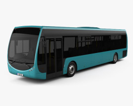 3D model of Optare Tempo Bus 2011
