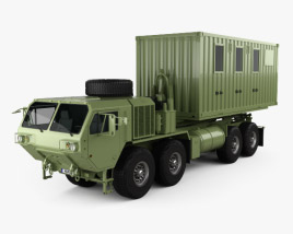 3D model of Oshkosh M1120A4 Load Handling System 2011