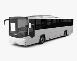 3D model of Otokar Territo U Bus 2012