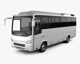3D model of Otokar Navigo T Bus 2017