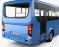 PAZ Vector Next Bus 2017 3d model
