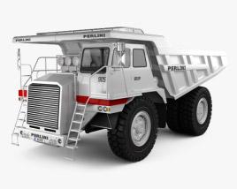 Perlini DP 905 Dump Truck 2016 3D model