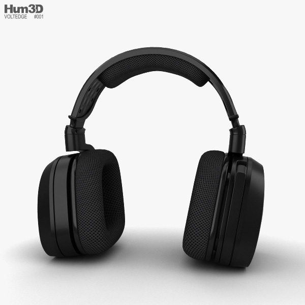 Voltedge TX70 Wireless Gaming Headset 3D model