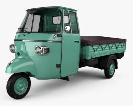 Piaggio Ape C 1956 3D model