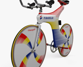 3D model of Pinarello Espada 1994