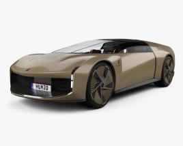 Pininfarina Teorema 2021 3Dモデル