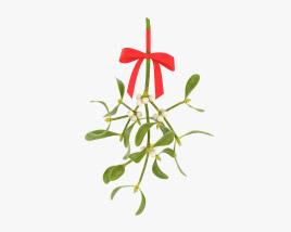 Mistletoe Sprig 3D model