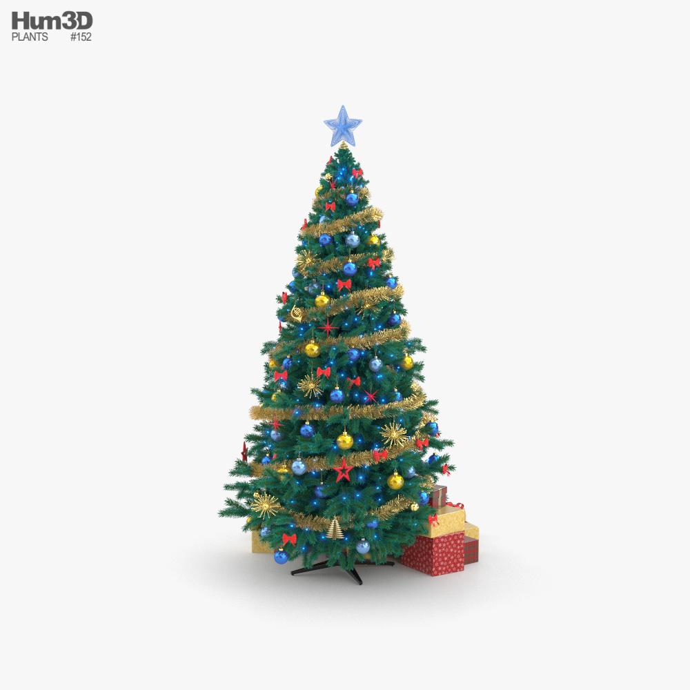 Christmas Tree 3d model