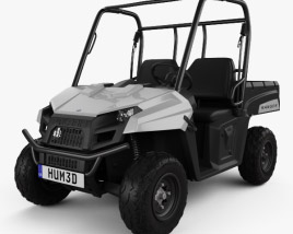 3D model of Polaris Ranger 2013