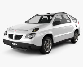 3D model of Pontiac Aztek 2005