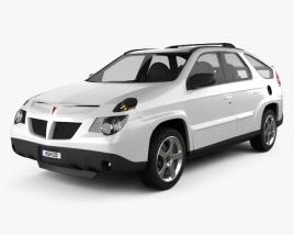 Pontiac Aztek 2005 Modèle 3D