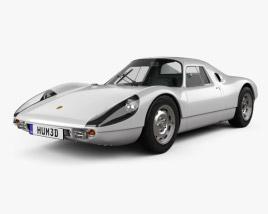 3D model of Porsche 904 1964