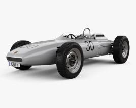 3D model of Porsche 804 1962