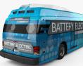 Proterra Catalyst E2 Bus 2016 3d model