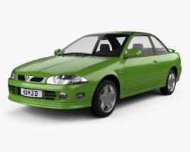 Proton Putra 1995 3D model