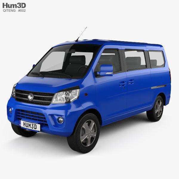 Qiteng M70 2014 3D model