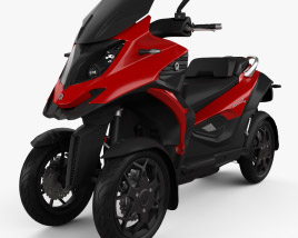 3D model of Quadro 4 2019