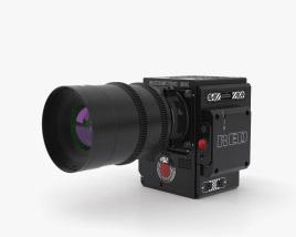 RED MONSTRO 8K VV Cinema Camera 3D model