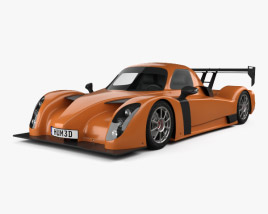 3D model of Radical RXC 2013