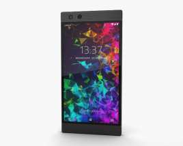 3D model of Razer Phone 2 Black