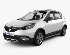 Renault Scenic XMOD 2013 3D model