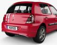 Renault Clio Mercosur Sport 5-door hatchback 2013 3d model