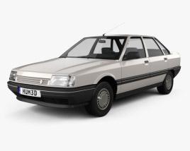 3D model of Renault 21 1986