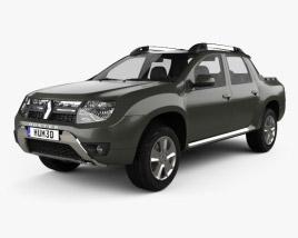 Renault Duster Oroch 2015 3D model