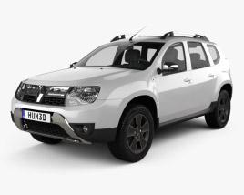 Renault Duster (CIS) 2015 3D model