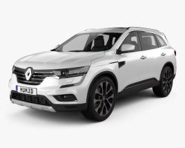 Renault Koleos 2016 3D model