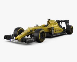 3D model of Renault R.S.16 2016