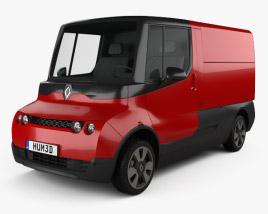 Renault EZ-Flex 2019 3D model