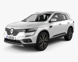 Renault Koleos 2020 3D model