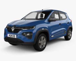 3D model of Renault Kwid 2020